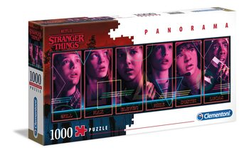 Puzzle Stranger Things - Characters