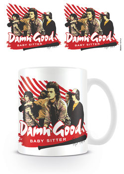 Cup Stranger Things - Damn Good Babysitter