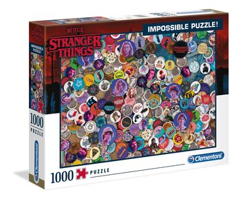 Puzzle Stranger Things - Impossible