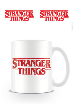 Cup Stranger Things - Logo