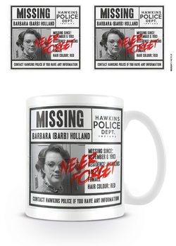Caneca Stranger Things - Missing Barb