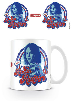 Cup Stranger Things - Robin Rules