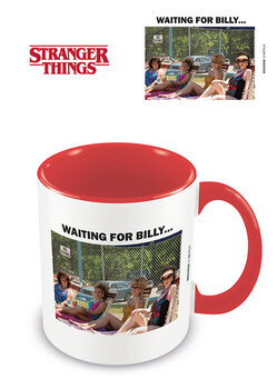 Cup Stranger Things - Waiting for Billy