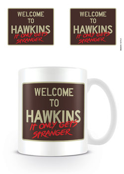 Caneca Stranger Things - Welcome To Hawkins