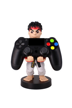 Figura Street Fighter - Ryu (Cable Guy)