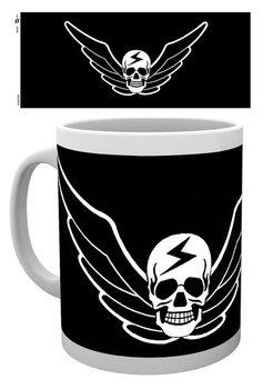 Mug Street Fighter - Skull