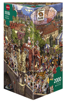 Puzzle Street Parade