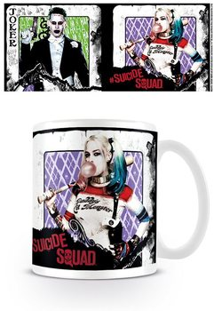 Cup Suicide Squad - Playing Card
