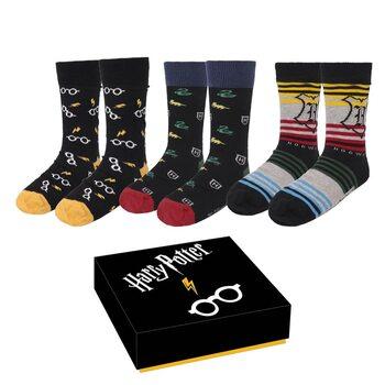 Vaatteet Sukat Harry Potter - Pack