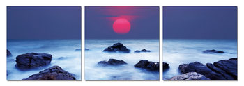 Sunrise Tableau Multi-Toiles