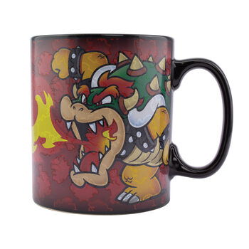 Cup Super Mario - Bowser