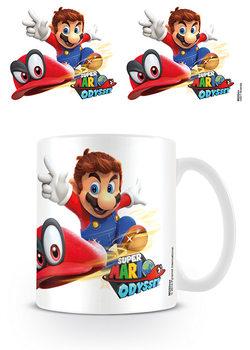 Mug Super Mario Odyssey - Cappy Throw