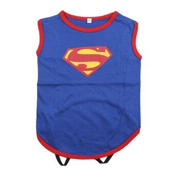 Roupa para cão Superman