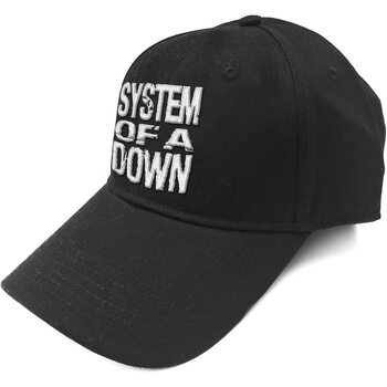 Hattu System of A Down - Stacked Logo