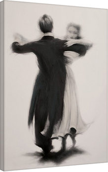 T. Good - Ballroom 1 Canvas Print