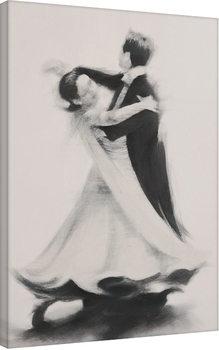 T. Good - Ballroom 2 Canvas Print