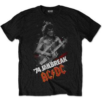 T-shirts AC/DC - Jailbreak