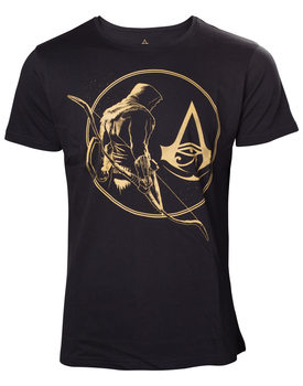 T-shirts  Assassin's Creed - Golden Bayek & Crest