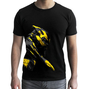 T-shirts Avengers: Endgame - Gold Thanos