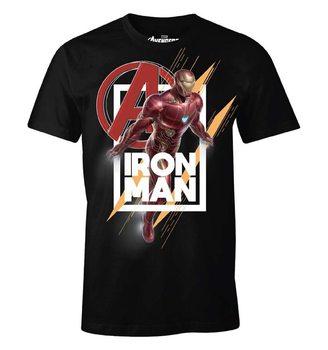T-shirts Avengers: Endgame - Iron man