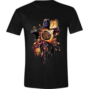 T-shirts  Avengers: Endgame - Thanos & Avengers