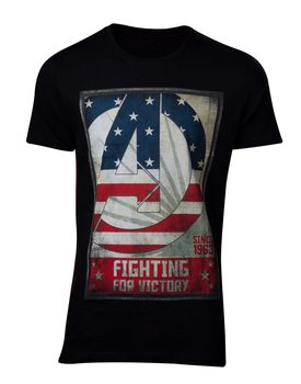 T-shirts Avengers - For Victory