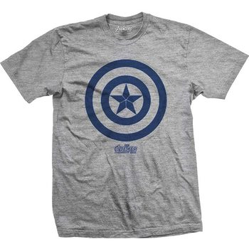 T-shirts  Avengers - Infinity War Captain America Icon