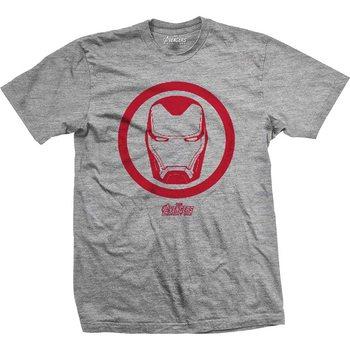 T-shirts Avengers - Infinity War Iron Man Icon