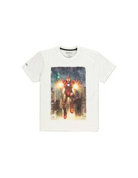 T-shirts Avengers - Iron Man