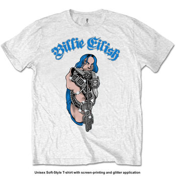 T-shirts Billie Eilish - Bling