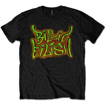 T-shirts Billie Eilish - Graffiti