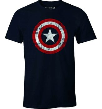 T-shirts Captain America - Logo