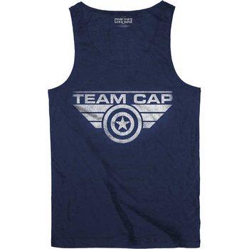 T-shirts  Captain America - Team Cap