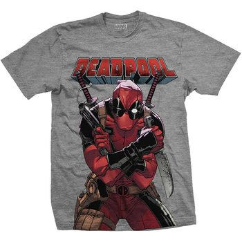 T-shirts  Deadpool - Big Print