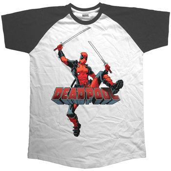T-shirts  Deadpool - Logo Jump