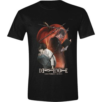 T-shirts Death Note - Chained Notes