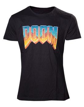 T-shirts DOOM - Vintage Logo