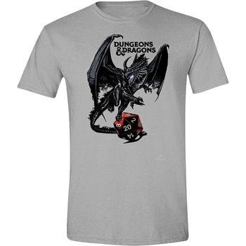 T-shirts Dungeons & Dragons - Dragon Logo
