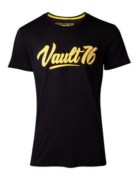 T-shirts Fallout - Oil Vault