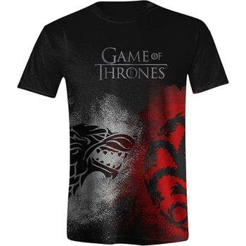 T-shirts  Game of Thrones - Sigil Face Off
