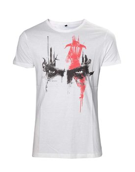T-shirts  God Of War - Kratos Ghost Of Sparta