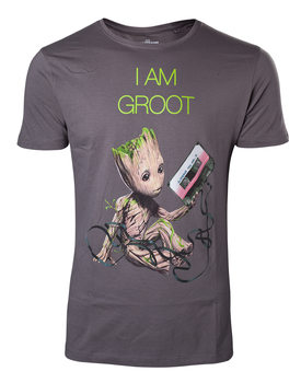 T-shirts Guardians of the galaxy - Groot