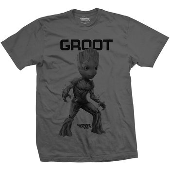 T-shirts  Guardians Of The Galaxy - Groot Mono