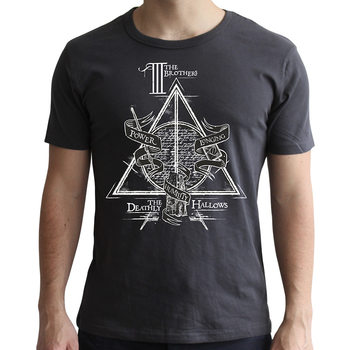 T-shirts Harry Potter - Deathly Hallows