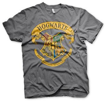 T-shirts Harry Potter - Hogwarts Crest