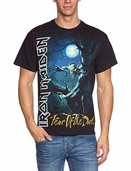 T-shirts  Iron Maiden - Fear of the Dark