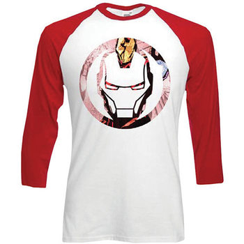 T-shirts  Iron Man - Knock Out