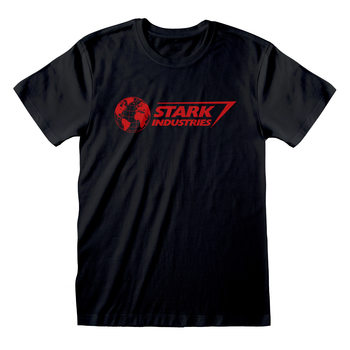 T-shirts Marvel - Stark Industries