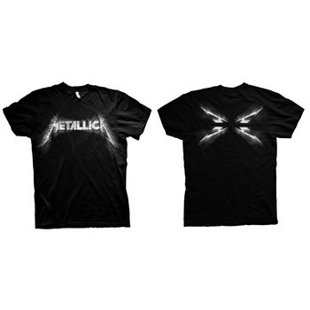 T-shirts Metallica - Spiked