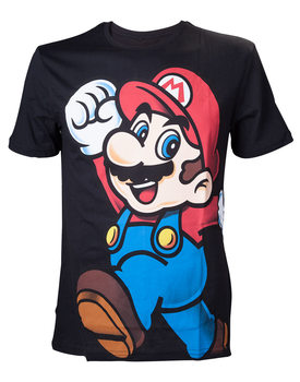 T-shirts Nintendo - Super Mario